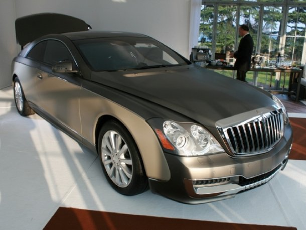 Xenatec Maybach Coupé