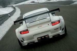 Porsche 911 GT3 RSR – Modelljahr 2009
