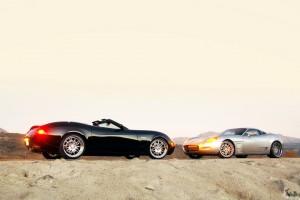 Anteros Coupé & Roadster