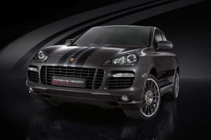 Porsche Cayenne GTS 'Porsche Design Edition 3'