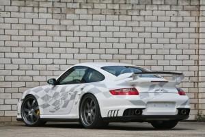 Porsche 997 GT2 von Wimmer