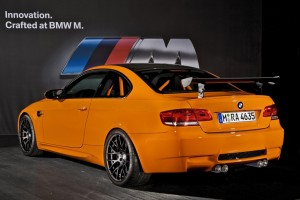 BMW M3 GTS – orange M Power