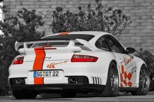 Wimmer 997 GT2 Speed – Verboten schnell