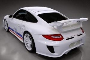 9ff GTurbo – GT3 mit Überdruck