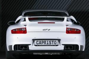Capristo Klappenauspuff für Porsche 997 GT2