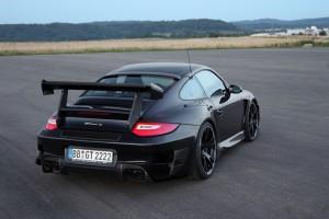 Techart GT Street RS stellt Streckenrekord auf