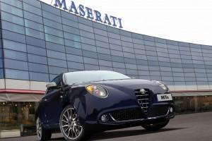 Alfa Romeo MiTo for Maserati – Exklusive Sonderserie
