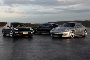 Techart Panamera – Trio Infernale