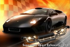Capristo gewinnt Supercars Sports Exhaust 2010 Award