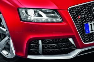 Audi RS 5 –  Der neue Herr der Ringe