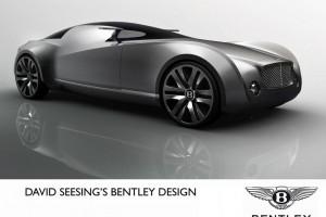 Bentley gibt Nachwuchs-Designern eine Chance
