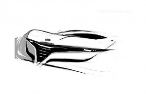 Bertone Alfa Romeo Coupé Concept