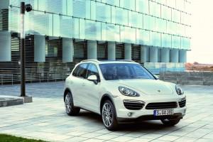 Porsche Cayenne – Vorhang auf für die zweite Runde