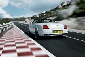 Bentley Continental Supersports Convertible – Gnadenlos und offen
