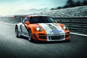 Porsche 997 GT3 R Hybrid – Intelligenter Rennsport