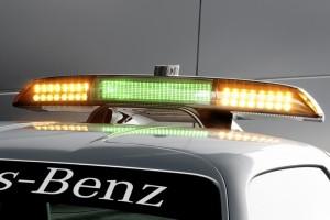 Mercedes-Benz SLS AMG – Kraftvollstes F1 Safety Car aller Zeiten