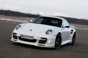 Techart Programm für Porsche 997 Turbo und Turbo S