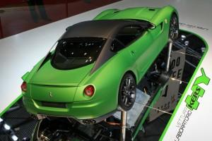Ferrari 599 HY-KERS – Formel 1-Technik auf der Straße