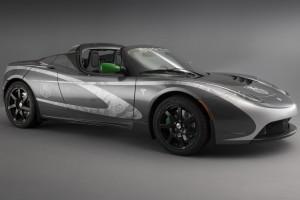 Tesla Roadster TAG Heuer – Läuft wie ein Uhrwerk