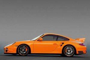 9ff DR640 – Turboschnelle Orange