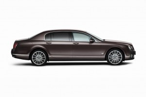 Bentley Continental Flying Spur Speed China – Zweites Sondermodell