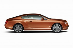 Bentley Continental GT Design Series China – Erstes Sondermodell