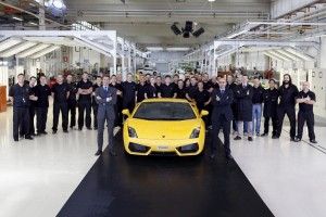 10.000 Lamborghini Gallardo gebaut – Trauriger freudiger Tag in Italien