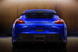 Mansory Panamera Turbo – Groß-zügig aufgemöbelt