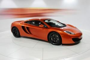 McLaren MP4-12C Deutschlandpremiere – Keine Kompromisse