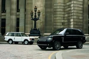 40 Jahre Range Rover – Sondermodell zum Jubiläum