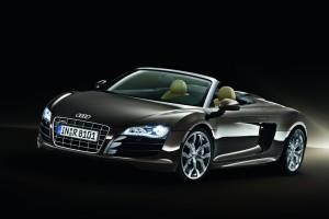 Audi R8 Spyder – V8-Blubbern genießen ohne Dach überm Kopf