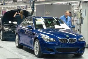 BMW M5 – Produktionsende mit Fertigungsrekord