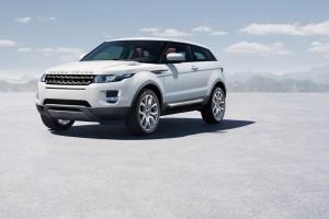 Range Rover Evoque – Vom Conceptcar zur Serie