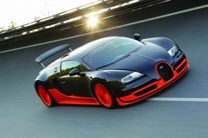 Bugatti Veyron Super Sport – Über den Limiter gestolpert