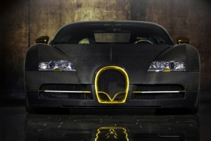 Mansory Bugatti 16.4 Linea Vincerò d'Oro – Oops, they did it again