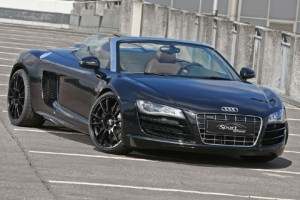 Sport-Wheels Audi R8 Spyder – mit 600 PS fönt es sich besser