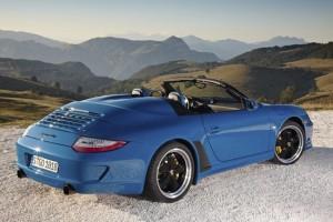 Porsche 997 Speedster – Exclusives Open-Air-Vergnügen