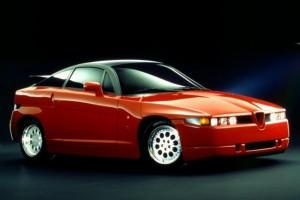 Alfa Romeo SZ & RZ – Wenig bekannte Sportwagen – Kapitel 6