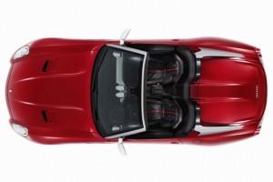 Ferrari 599 SA Aperta – Offen, limitiert, ausverkauft