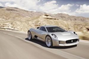 Jaguar C-X75 – Hybrid-Supersportler geht in Serie