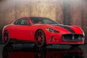 Mansory Maserati GranTurismo – Neptuns roter Dreizack