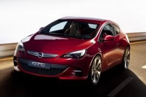 Opel GTC Paris – Blitz und Donner