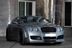 Anderson Bentley GT Supersports Edition – Grau, aber nicht trist