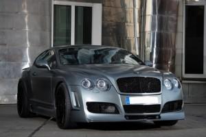 Anderson Bentley GT Supersports Edition – Grau, aber nicht trist