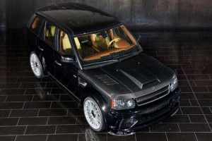 Mansory Range Rover Sport – Back to the Roots