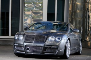 Anderson Bentley GT Speed Elegance Edition – Rare Noblesse