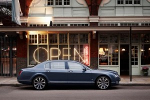 Bentley Continental Flying Spur Series 51 – Gesteigerter Stil