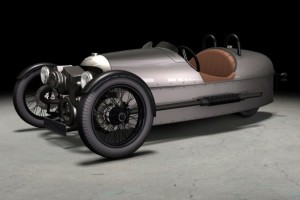 Morgan Threewheeler – Extremer Purismus