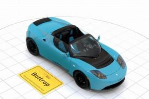 Brabus Tesla Roadster Sport Green Package – 30.000 km inklusive