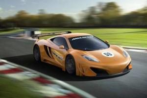 McLaren MP4-12C GT3 – Ab 2012 mitten im Renngeschehen